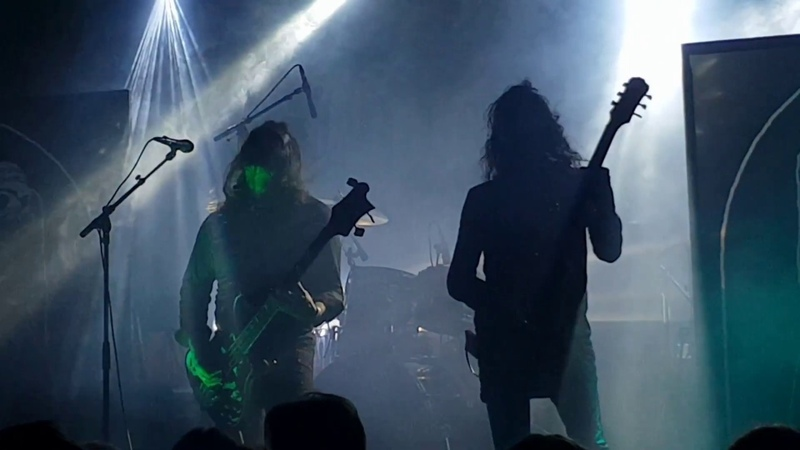 Tribulation Melancholia Siege of Limerick 2019 Death Gothic metal Sweden