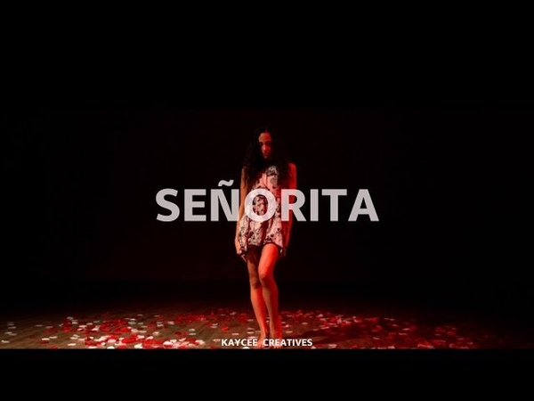 Señorita - Shawn Mendes Camila Cabello | Kaycee Rice Choreography