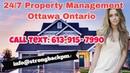 24 7 Property Management In Ottawa Ontario