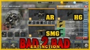 BAD 2 BAD: EXTINCTION - Гайд По Оружию часть 1 (HG AR SMG) Let's Play