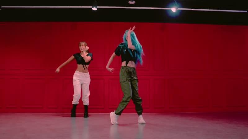 Choreo Bae Yoon Jung Jiyeon Shawn Mendes Camila Cabello Señorita