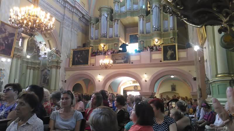 Реквием прозвучавший на Фестивале органной музыки
