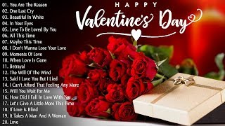 Happy Valentines Day 2020 ❤ Top 100 Romantic Songs Ever - Love Songs Remember