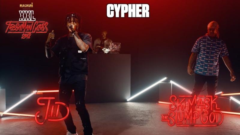 J.I.D Ski Mask The Slump God's Cypher – 2018 XXL Freshman