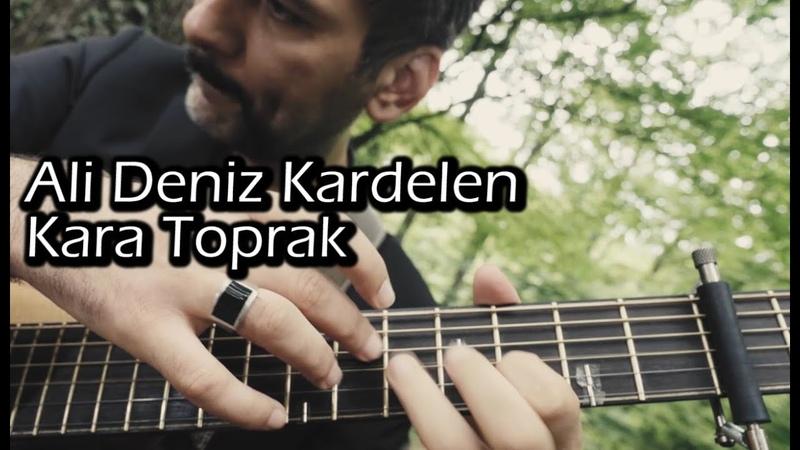 Kara Toprak - Acoustic Microtonal Guitar - Ali Deniz Kardelen