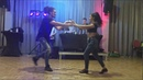 Brazilian Zouk Demo - Bruna Sousa and Felipe Garcia @ Leiden