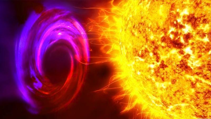 Как устроена Вселенная Гибель солнечной системы Документальное открытие пространства