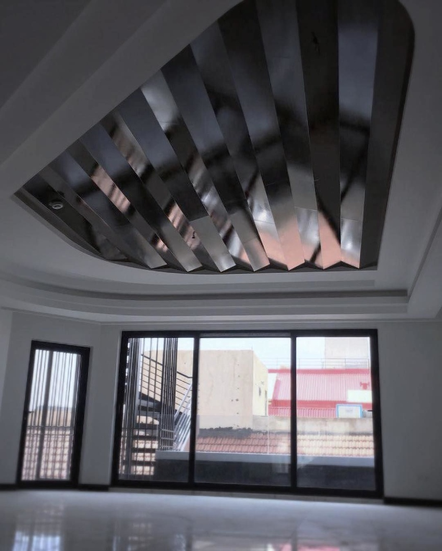 Стильная реконструкция жилого дома