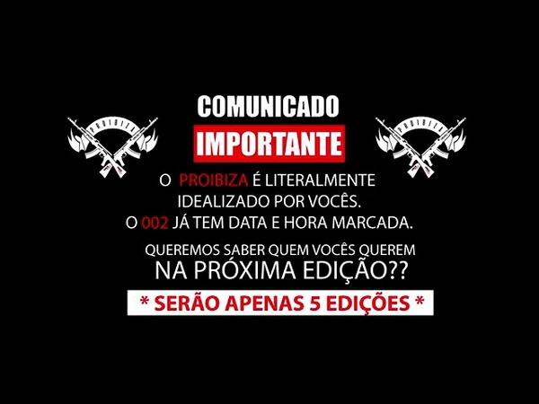 PROIBIZA 001 MC POZE MC PQD MC ORELHA MC JUNINHO DA 10 E MC VITINHO Official Vídeo