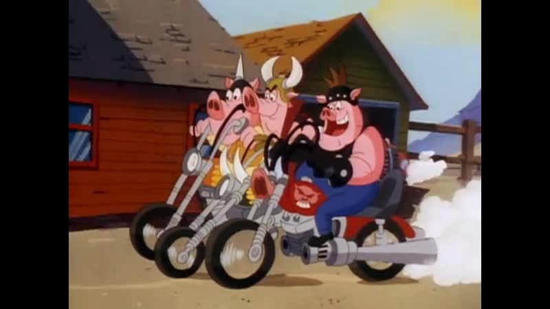 1x33 - Los Cerdos Salvajes