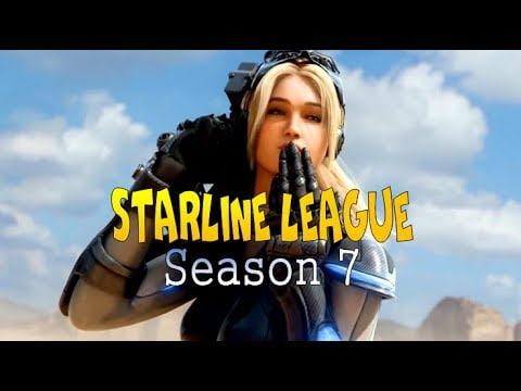 Турнир по StarCraft II Legacy of the Void Lotv 02 10 2019 Starline s7 ro16 группа C