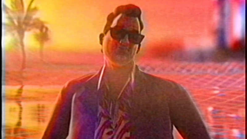 Roundheads - Vice City Theme (Vaporwave Cover Music Video)