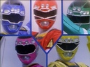 Gekisou Sentai Carranger Official Final Opening Theme and Theme Song Power Rangers Turbo