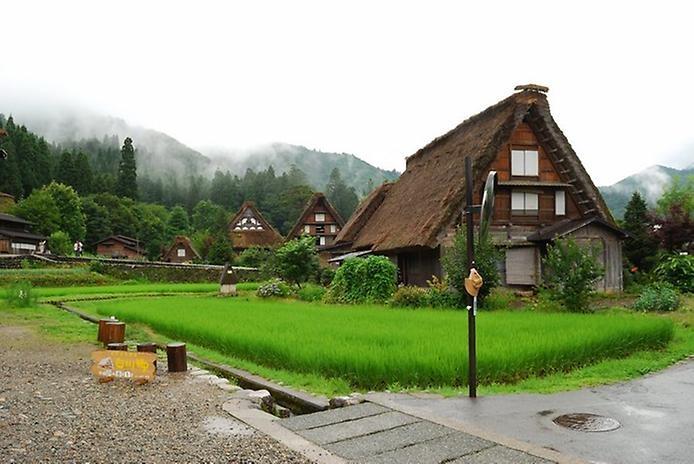 Сиракава. Традиционные японские поселения, изображение №4