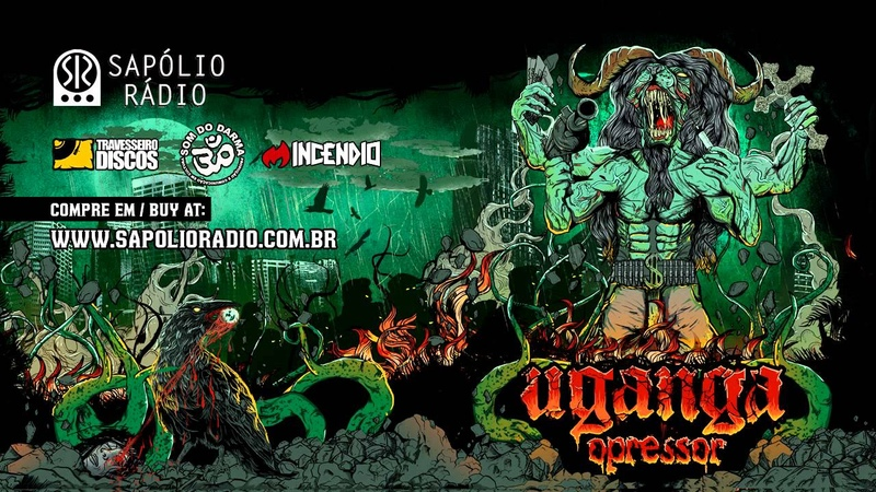 UGANGA - Opressor (Full Album)