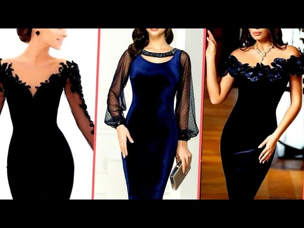 Gorgeous and stylish beautiful party wear bodycon dresses design