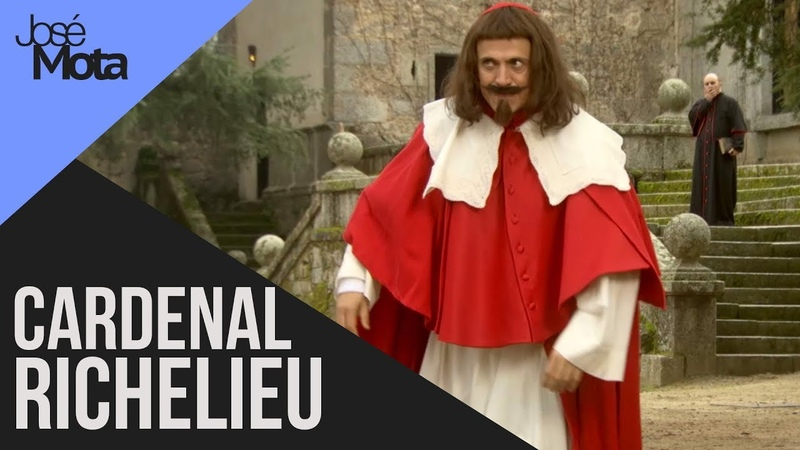 ¡Tú eres tonto del tó! - Cardenal Richelieu en Momentos Muertos de la Historia
