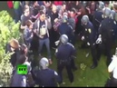 Occupy Cal video Police brutally beat arrest Berkeley students