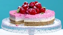 Shh The Secret to This Vegan Cheesecake Is Beetroot