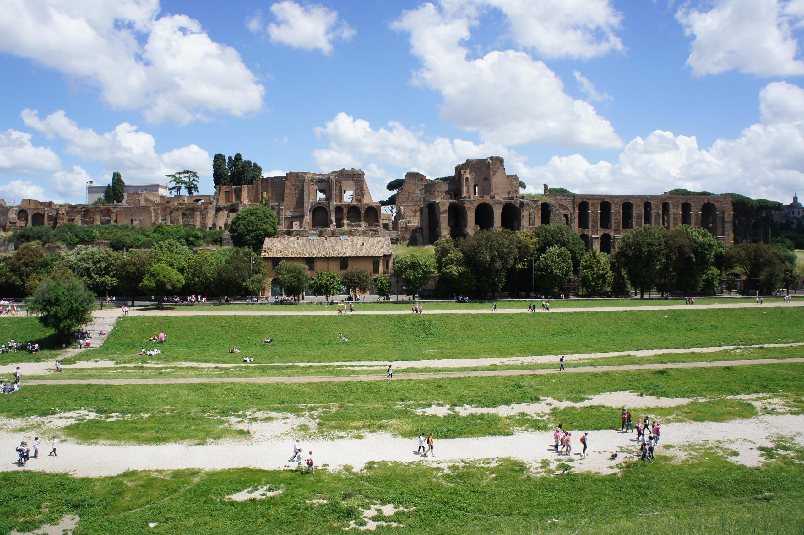 большой цирк рим