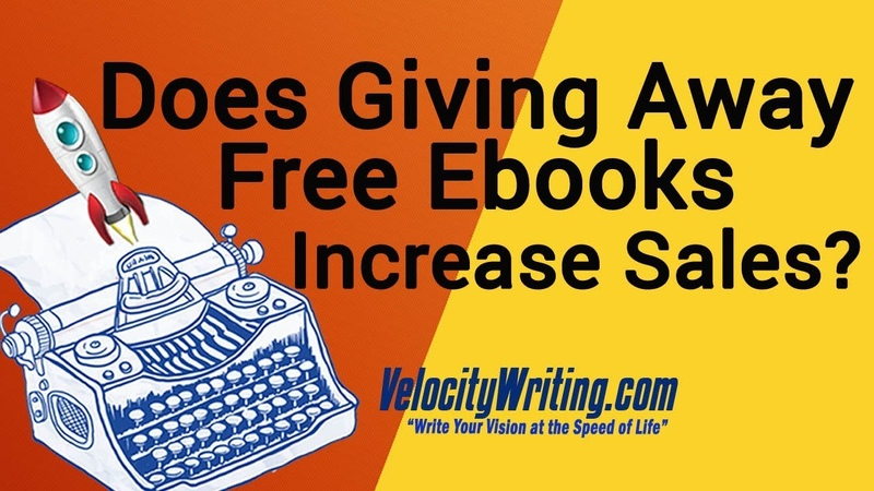 Does Giving Away Free Ebooks Increase Sales