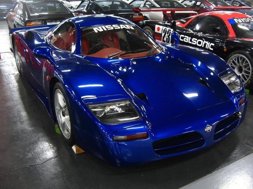 История суперкара Nissan R390 GT1, изображение №8