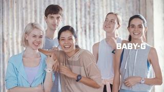 CASIO BABY-G 2018AW Promotion Movie
