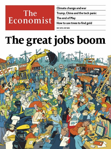 The Economist USA 05.25.2019