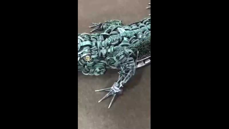Видео Из коробок передач - крокодил Гена - kulibino смотреть онлайн