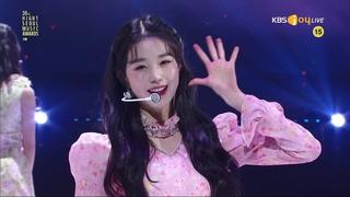 210131 IZ*ONE - Really Like You + Panorama + Slow Journey @ 30th High1 Seoul Music Awards