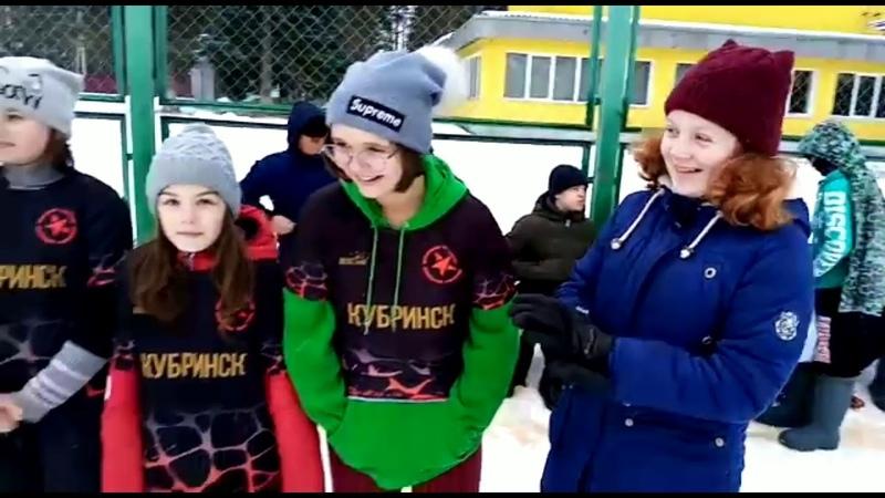 ДКФЛ 2020 на снегу Кубринск 16 02 2020