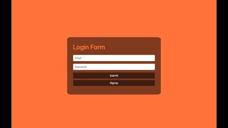 Flask Login Tutorial Python Login and Authentication Python SQLite