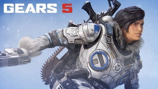 F4F Presents Gears 5 - Kait Diaz Statue Trailer