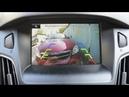 Как установить камеру заднего вида Форд Фокус 3 Инструкция подробно