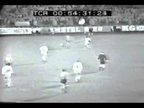 Cup of European Champions 1968-69 Ajax vs Nuremberg
