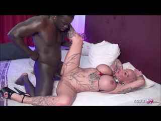 Pornstar kitty core creampie sex huge black cock german