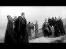 «Гамлет» 1964 (Григорий Козинцев) Сцена на кладбище