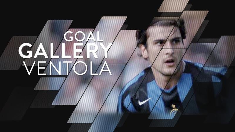 NICOLA VENTOLA | INTER TOP 10 GOALS | Goal Gallery 🇮🇹🖤💙