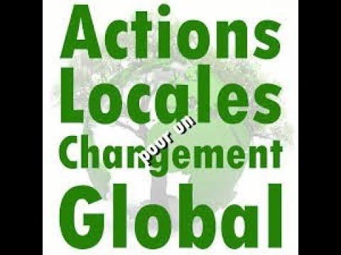 Actions locales pour un changement global