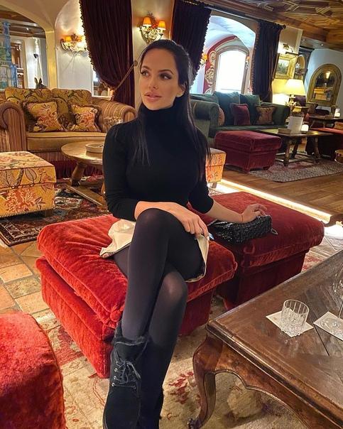 Новые снимки российского двойника Анджелины Джоли!