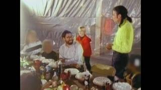 Michael Jackson - Food Fight! (HD)