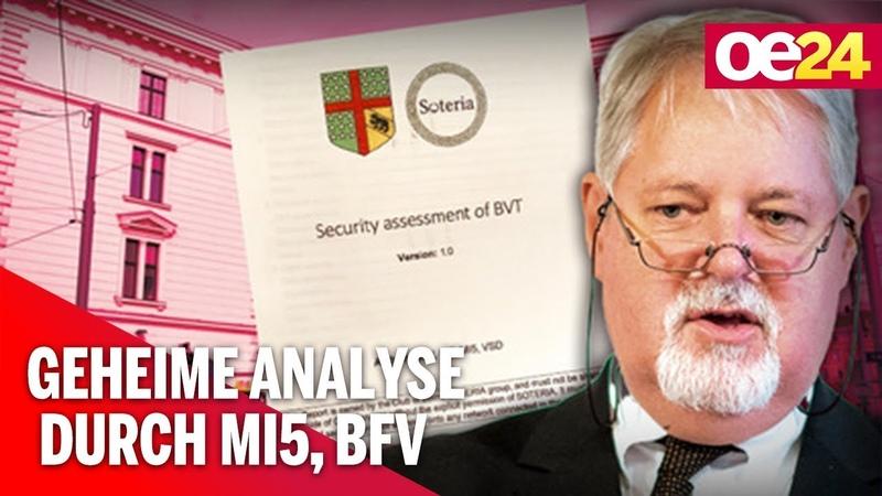 Verfassungsschutz BVT steht total blamiert da