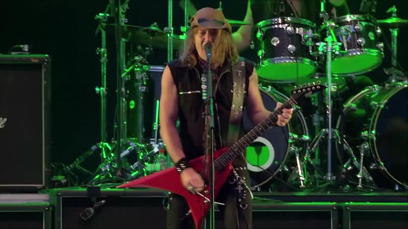 Kai Hansen - Enemies Of Fun (2016) (Official Live Video)