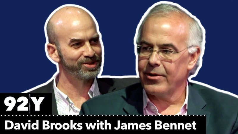 David Brooks with James Bennet on Election 2020