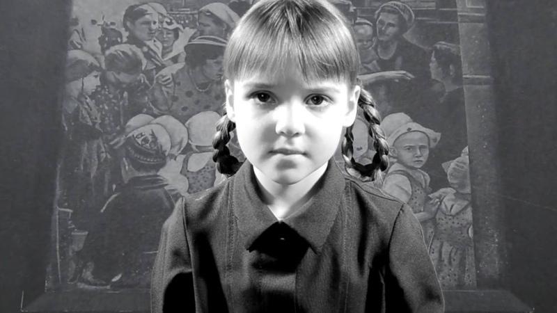 Стихи о Блокаде Ленинграда Тихвин 14 октября 1941 года читает Виолетта Наумчук 6 лет до слез