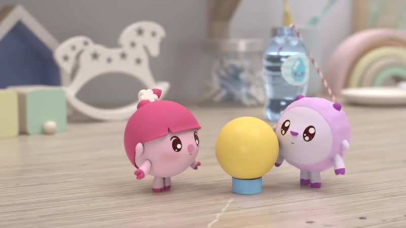 Малышарики Няни Приучение к горшку