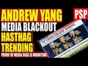 YangMediaBlackout Why does the Media IGNORE Andrew Yang Is it Arrogance or something more