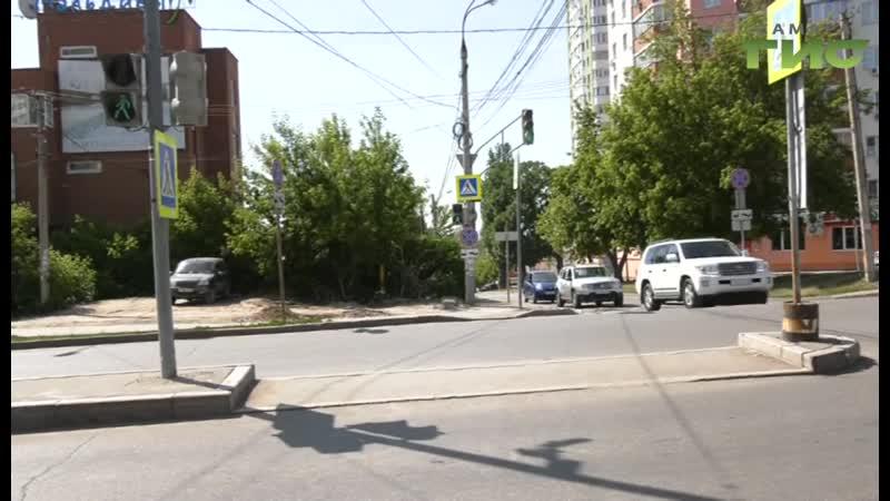 Работу светофора на перекрестке Губанова и Солнечной скорректируют