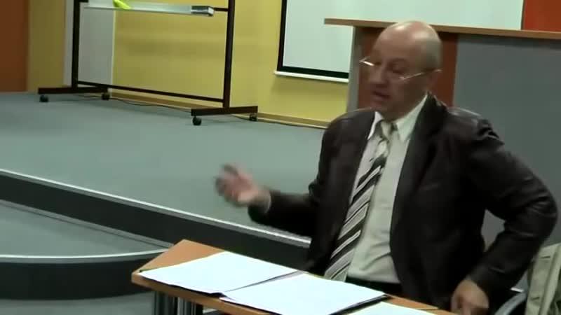 Андрей Фурсов Кровавый Боря 1 часть