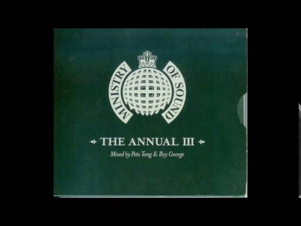 Ministry Of Sound - The Annual 3 - 1997